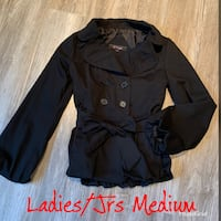 black button-up jacket El Paso, 79903
