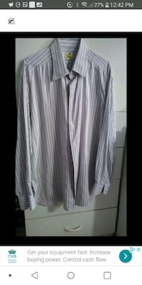 Man shirt Large