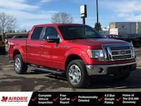 2010 Ford F-150 Lariat Crew 4x4 - **As-Traded**