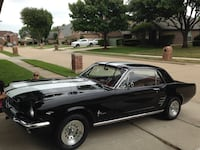 1966 Ford Mustang Madison