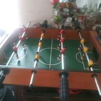 red and green foosball table Tucson, 85705