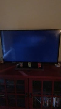 "Black flat screen tv with remote 40"" Norcross, 30071"