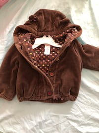 Baby girl winter jacket 18-24 month