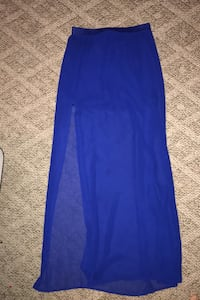Maxi skirt size 6, lightly worn