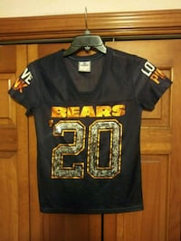LADIES XS CHICAGO BEARS #20 LOVE PINK SHIRT Naperville, 60563