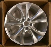 18 INCH ALUMINUM WHEELS RIMS