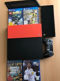 PlayStation 4| 500 Gb 6420 km