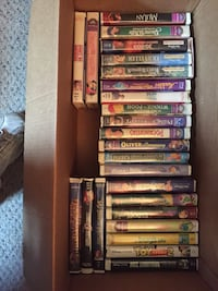 assorted DVD movie cases collection Selden, 11784