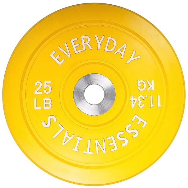 New olympic bumper weights 25 pounds