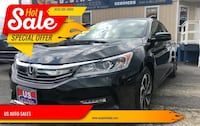 Honda Accord Sedan 2016 Baltimore