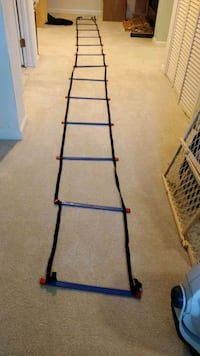 Exercise Speed, Agility, Quickness Ladder