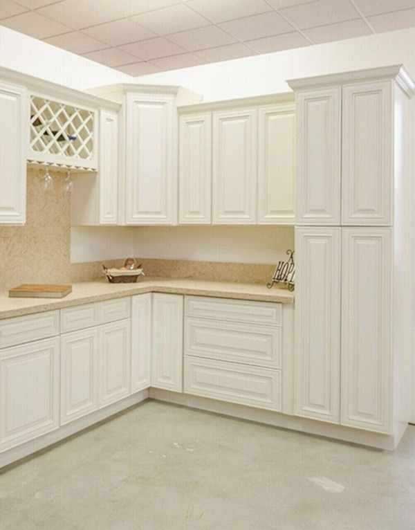 Used Kitchen Cabinets From Manufacture Solid Wood For Sale In