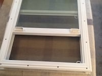 White glass window for entrance door Chatham-Kent, N0P 2L0