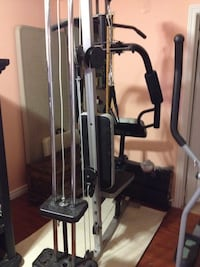 Black and gray exercise equipment Brampton, L6V 3X1