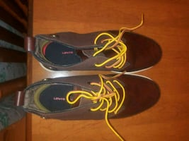 Brand New Young Men Levis Shoes