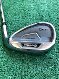 """TaylorMade RSi 2 Forged 55* SW Sand Wedge 35.5"""" Stiff Steel CP2 Wrap Las Vegas, 89117"""