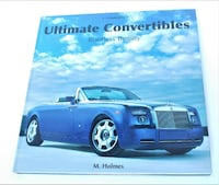 Ultimate Convertible 158 page hardcover