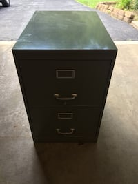 """Green 26"""" deep x 18"""" wide x 28"""" tall file cabinet Reading, 19606"""