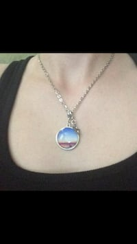 custom necklace charm of your favorite photo Châteauguay, J6J 3W3
