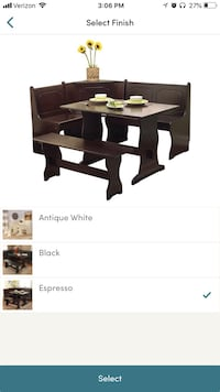 Delano 3 piece dining set Forked River, 08731