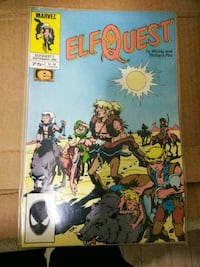 Elf Quest comic book Brooklyn, 11208