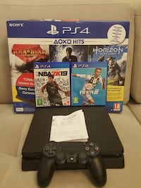 PS4 SLİM 500GB 8407 km