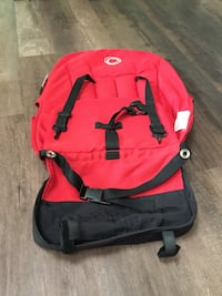 Bugaboo extra seat cover red colour