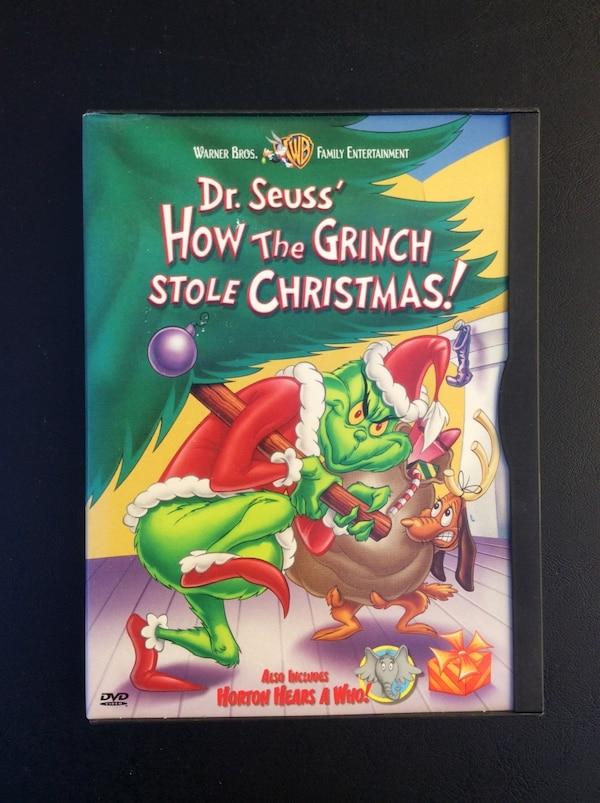 How The Grinch Stole Christmas 1966 Dvd.How The Grinch Stole Christmas Cartoon Dvd