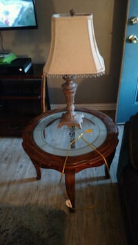 End table and lamp Lawton, 73505