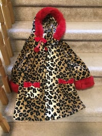 Girl's Fall coat Waterloo, N2K 4L5