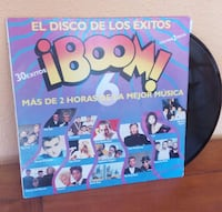 cartel iBoom Dos Hermanas, 41702