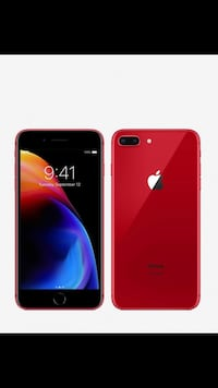 Red IPhone 8 Plus or trade for x St Catharines, L2S