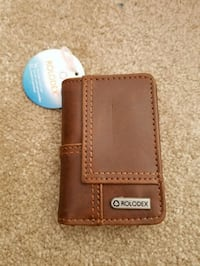 Brand New Rolodex business card holder Lincoln, L0R