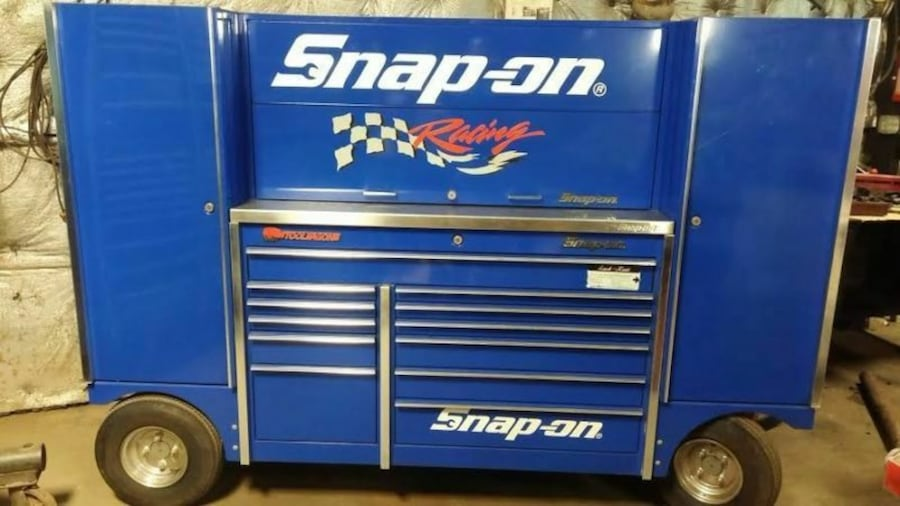 Race Track First Tool Wagon Box