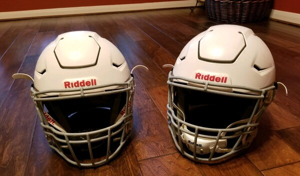 af4f2c89e Used White Riddell Youth Speedflex helmet for sale in Montgomery - letgo