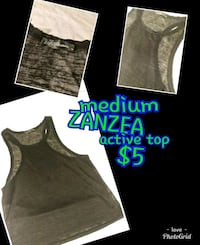 Zanzea active top Cincinnati, 45211