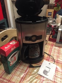 PC Coffee Maker(12 Cups) & Cone Coffee Filters Richmond Hill, L4E