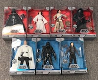 Star Wars premium action figure elite series lot/ bundle Dundalk, 21222