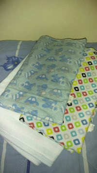 baby's three assorted color blankets Anaheim, 92805