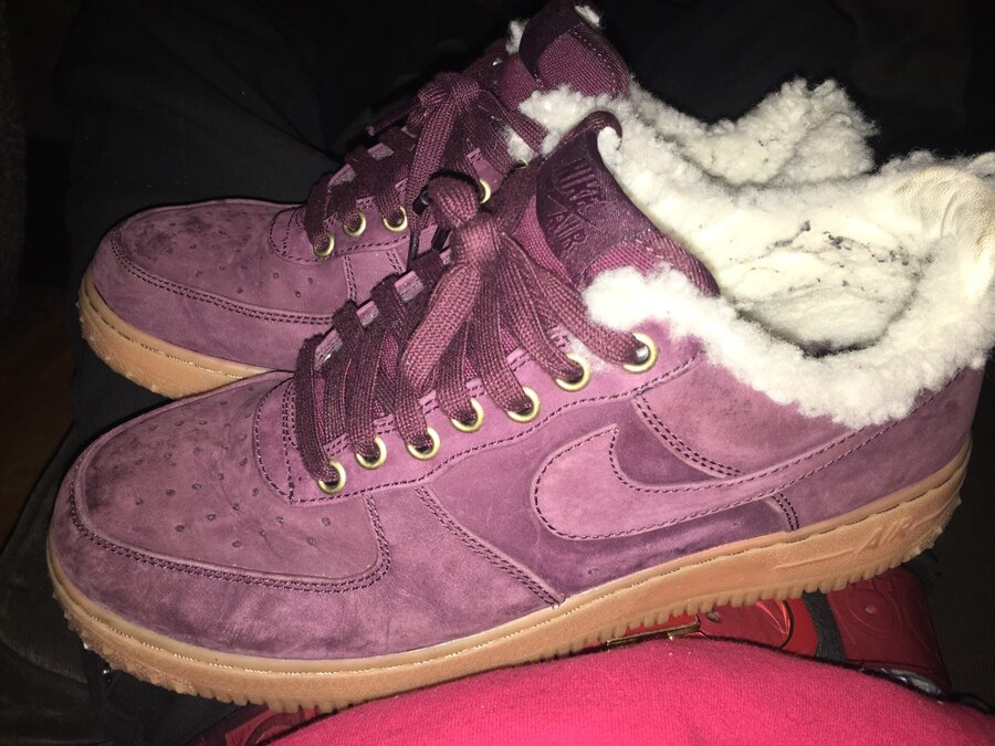 Air force 1 Premium Winter (Chill Out)