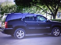 2007 Chevy Tahoe Black  Washington