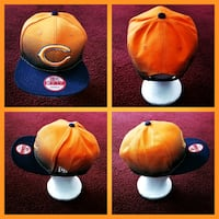 AUTHENTIC NFL FOOTBALL SNAPBACK HAT.  46 km