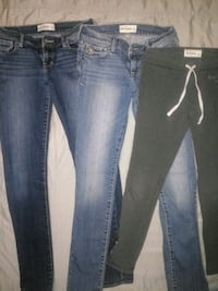abercrombie kids size 14 ALL 3 $20 Knoxville, 37923