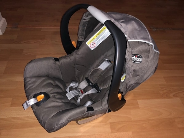 Chicco Keyfit Infant Car Seat Base Ed Bauer Protector