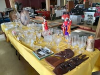 Entire table of Crystal  Norfolk, 23503