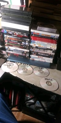 DVD movies 53 titles