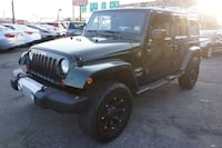 2011 Jeep Wrangler Unlimited Sahara 4WD Woodbridge, 22191