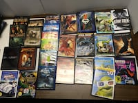 Lots of dvd movies - assortment 1
