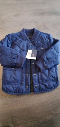 Boys Gap size 3 yrs old fleece lining jacket