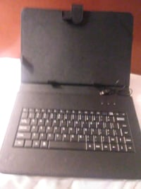 """New  10/11"""" Tablet Keyboard & Case w Stand Fullerton"""